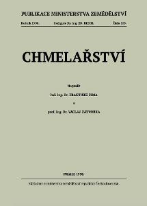 Chmelařství - Zima František, Zázvorka Václav