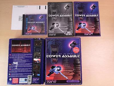 Alien Breed: Tower Assault big box