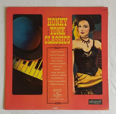LP - Honky Tonk Classics