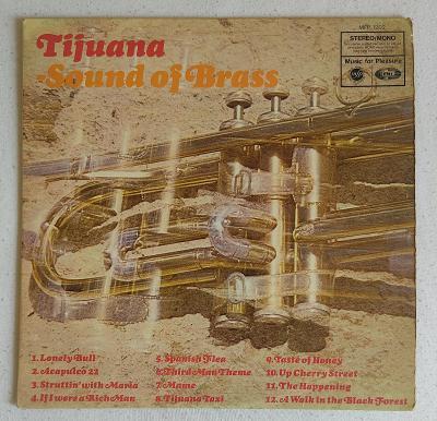 LP - Tijuana Sound of Brass