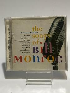 CD - The Songs of Bill Monroe - The Bluegrass Album Band