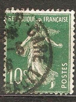 France 1921 Mi 141