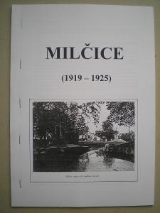 Sadská - Mičice v letech 1919 - 1925 (pojednání)