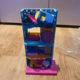 Mini herní set domeček