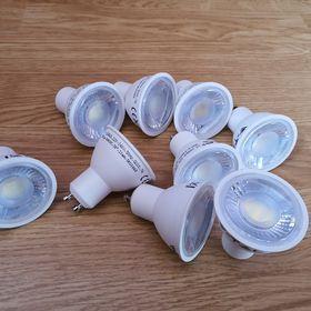 V-TAC Halogenová žárovka 9 kusů