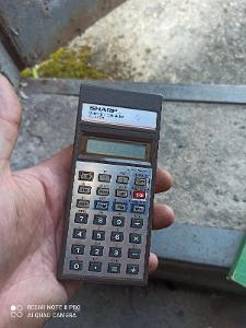 kalkulačka kalkulátor sharp el-508a