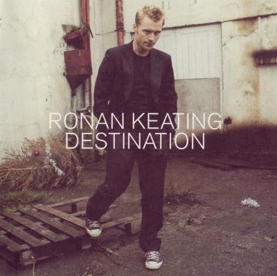 RONAN KEATING - Destination - CD 2002 ex Boyzone