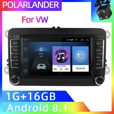 Android rádio VOLKSWAGEN SKODA SEAT AUTORÁDIO S KAMEROU WIFI GPS