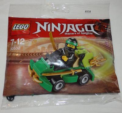 LEGO Ninjago 30532 TURBO.  Nový originál zabalený.
