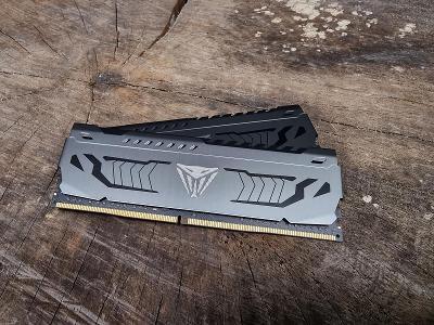 Patriot Viper Steel 32GB (2x16GB) DDR4 3600MHz CL18