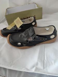 MKOOMI Dámské sandály kožené na suchý zipVel. Od 36 Do 41