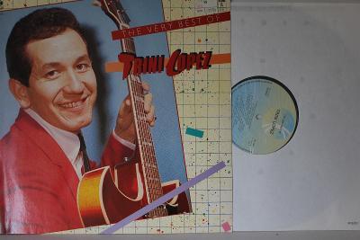 Trini Lopez – The Very Best Of LP 1980 vinyl kompilace jako nove NM