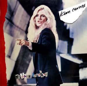 Kim Carnes – Mistaken Identity Label: EMI America – 1C 064-400 NM