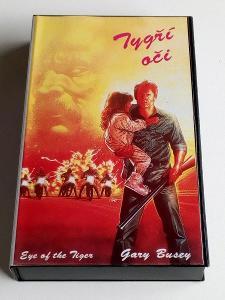 VHS: Tygří oči (1986), Gary Busey