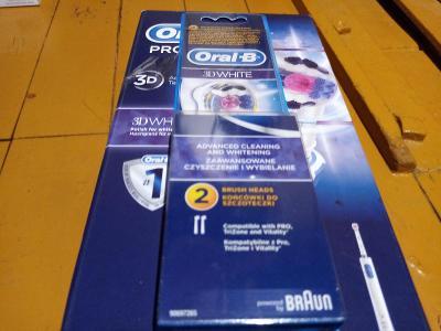 Elektrický kartáček Oral B
