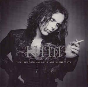 HIM -  Deep Shadows And Brilliant Highlights   - CD 2001 digipack