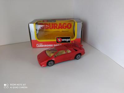 Bburago 1:43 Lamborghini Diablo ITALY