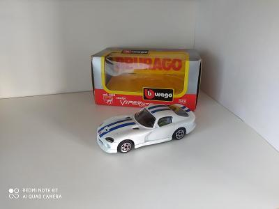 Bburago 1:43 Dodge Viper ITALY