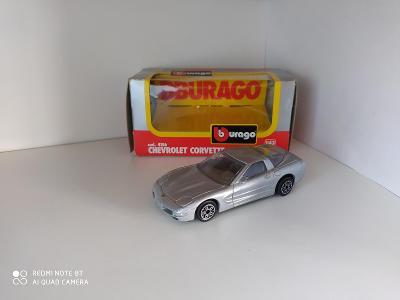 Bburago 1:43 Chevrolet Corvette ITALY