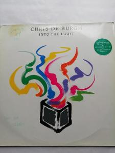 LP CHRIS DE BURGH - INTO THE LIGHT