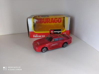 Bburago 1:43 Porsche 959 ITALY