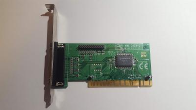 PCI Řadič 2x paralelní port (LPT): KOUWELL KW-220N-2 PCI
