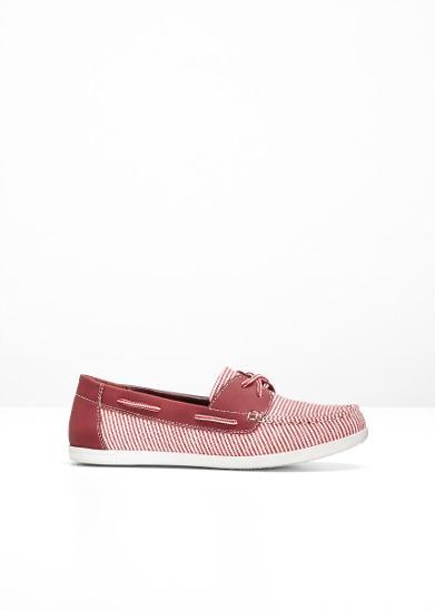 3D334 KRÁSNÉ MOKASÍNY V. 37 *966612* - Dámské boty