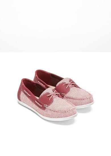 3C30 KRÁSNÉ MOKASÍNY V. 38 *966612* - Dámské boty