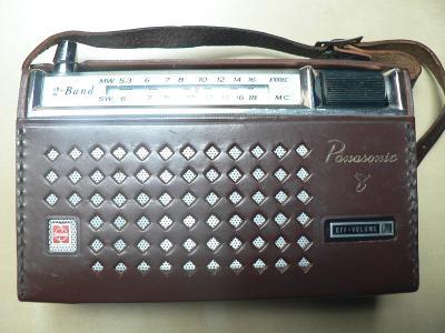 Rádio Panasonic R 807
