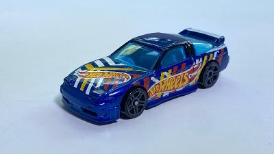 96' Nissan 180SX Type X Hot Wheels 1:64