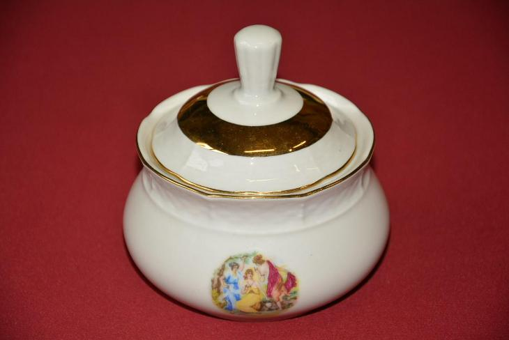 cukřenka Thun Grácie - Porcelán