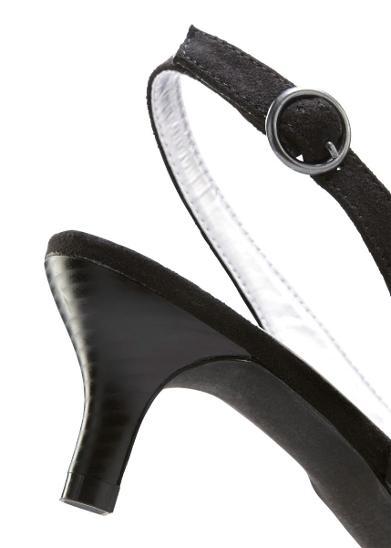 3C152 ELEGANTNÍ LODIČKY NA PODPATKU V. 40 *930920* - Dámské boty