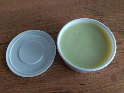 Konopná mast s propolisem 100 ml (bambucké máslo)