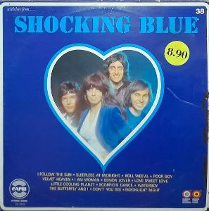 SHOCKING BLUE-WITH LOVE FROM