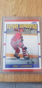NHL Karta Eric Lindros Future Superstar