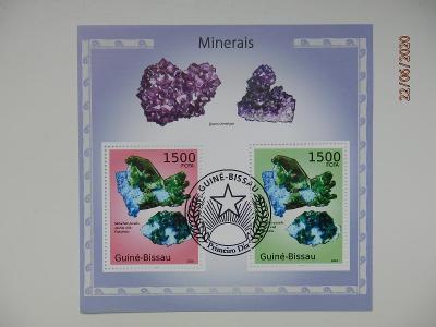 Aršík - Minerály  - (1 - 21)