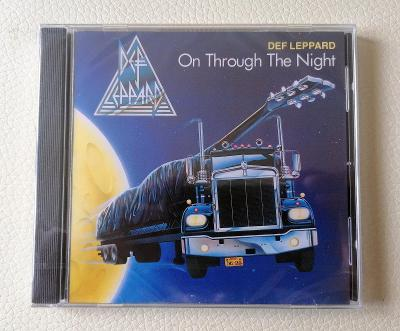 DEF LEPPARD - On Through The Night - PRESS 1992 - NOVÉ FOLIE