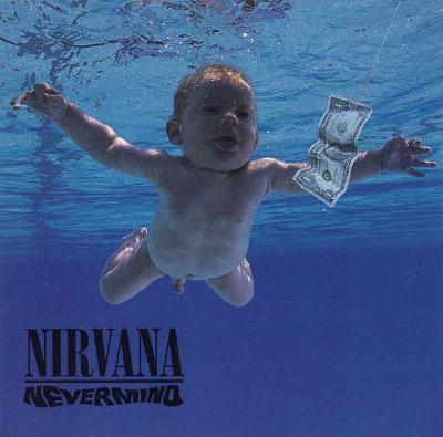 NIRVANA -  NEVERMIND / barevný vinyl