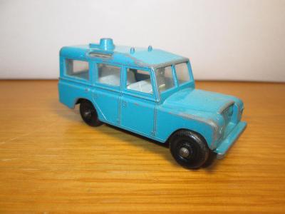 Matchbox Lesney No 12 Land Rover Safari ( C79 )