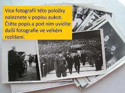 Prezentace československé branné moci - Strahovský stadion - Praha
