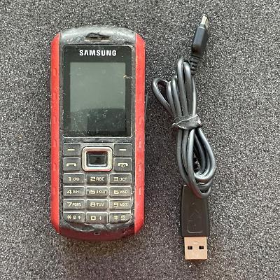 Tlačítkový telefon Samsung B2100