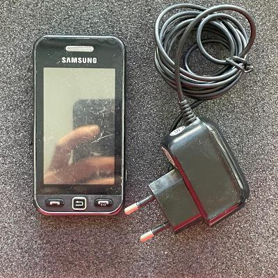Dotykový telefon Samsung S5230