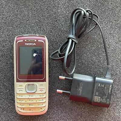 Tlačítkový telefon Nokia 1650