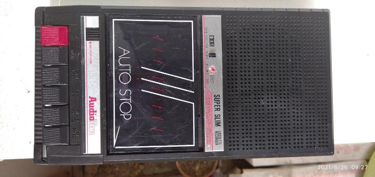 Audioton CR-2280 kazetovy magnetofon - TV, audio, video