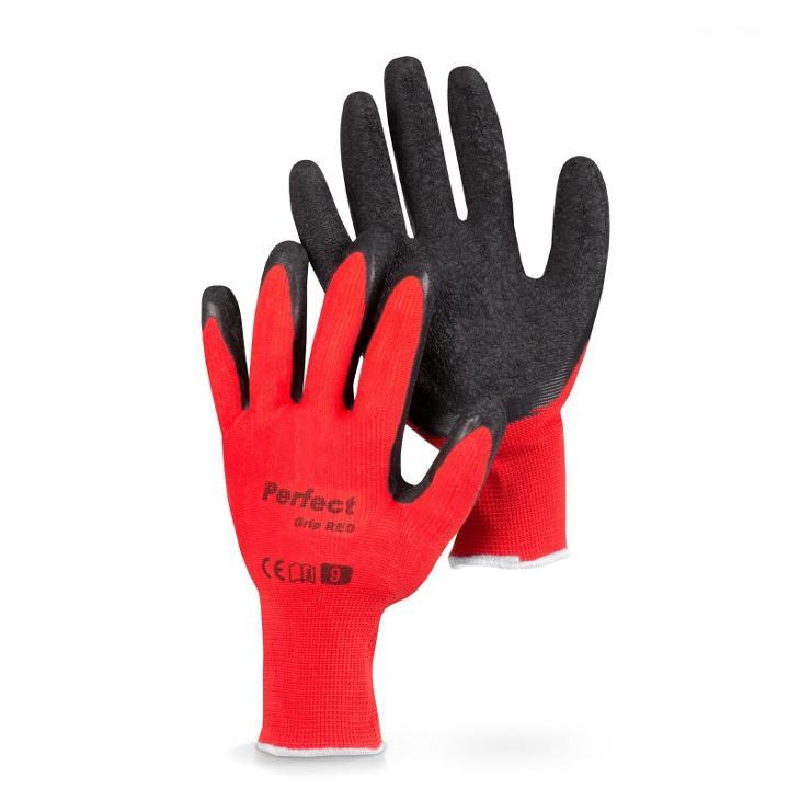 Pracovní rukavice Perfect Grip Red vel. 9 (30435) - Nářadí