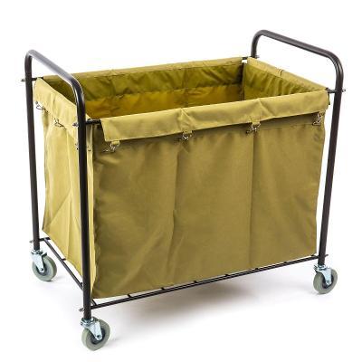 Hotelový úklidový vozík na prádlo  270 L (39687)