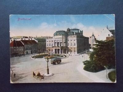 Slovensko Bratislava tramvaj