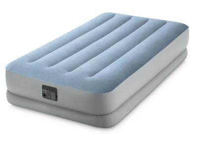 Nafukovací postel vysoká REST-COMFORT s zabudovanou elektrickou pumpou