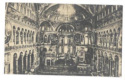 Pohlednice, Konstantinopol, Iastambul, MF, 104/69