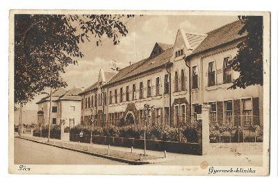 Pohlednice, Pécs, Maďarsko, MF, 104/69
